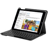 LOGITECH Type+ Keyboard Folio for iPad Air 2 [920-006595] - Black - Gadget Keyboard